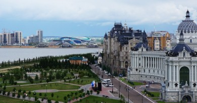 Ilustračné foto - Kazaň, Tatarstan