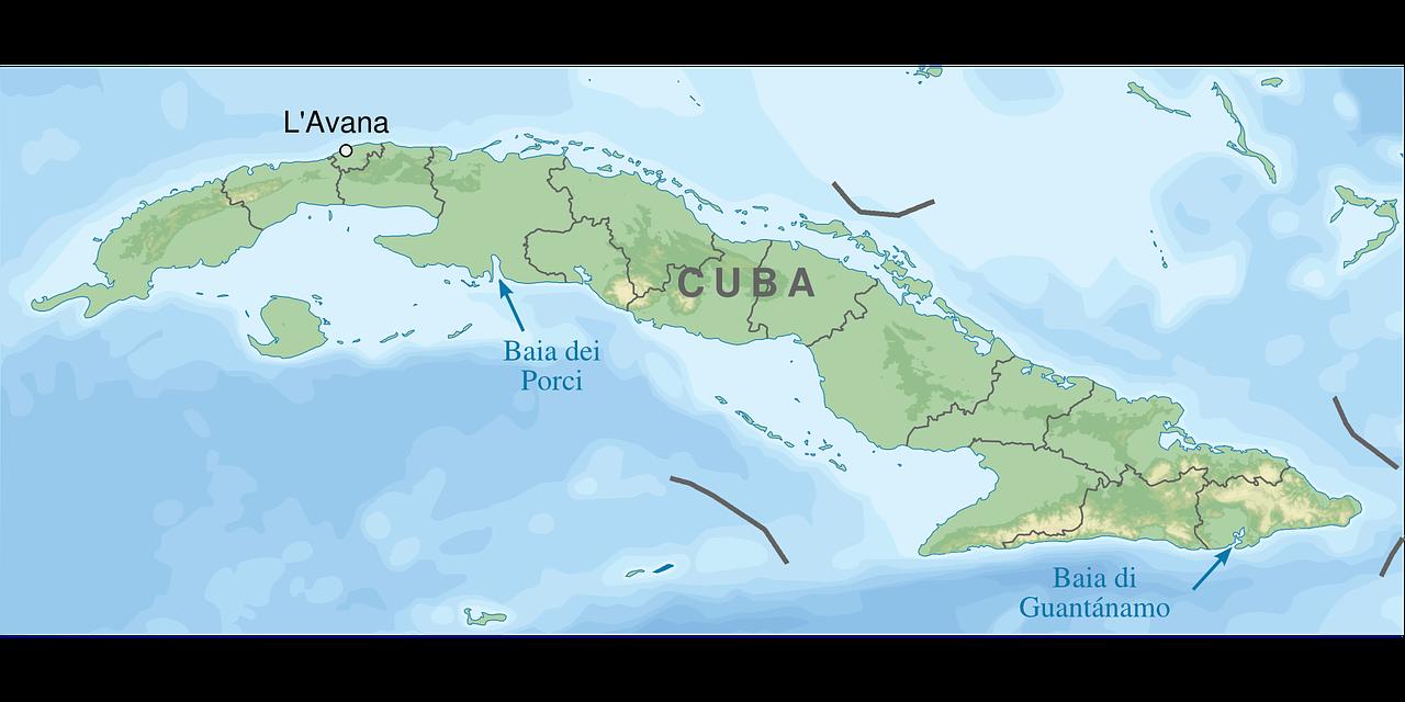 Kuba otvára dvere svetu