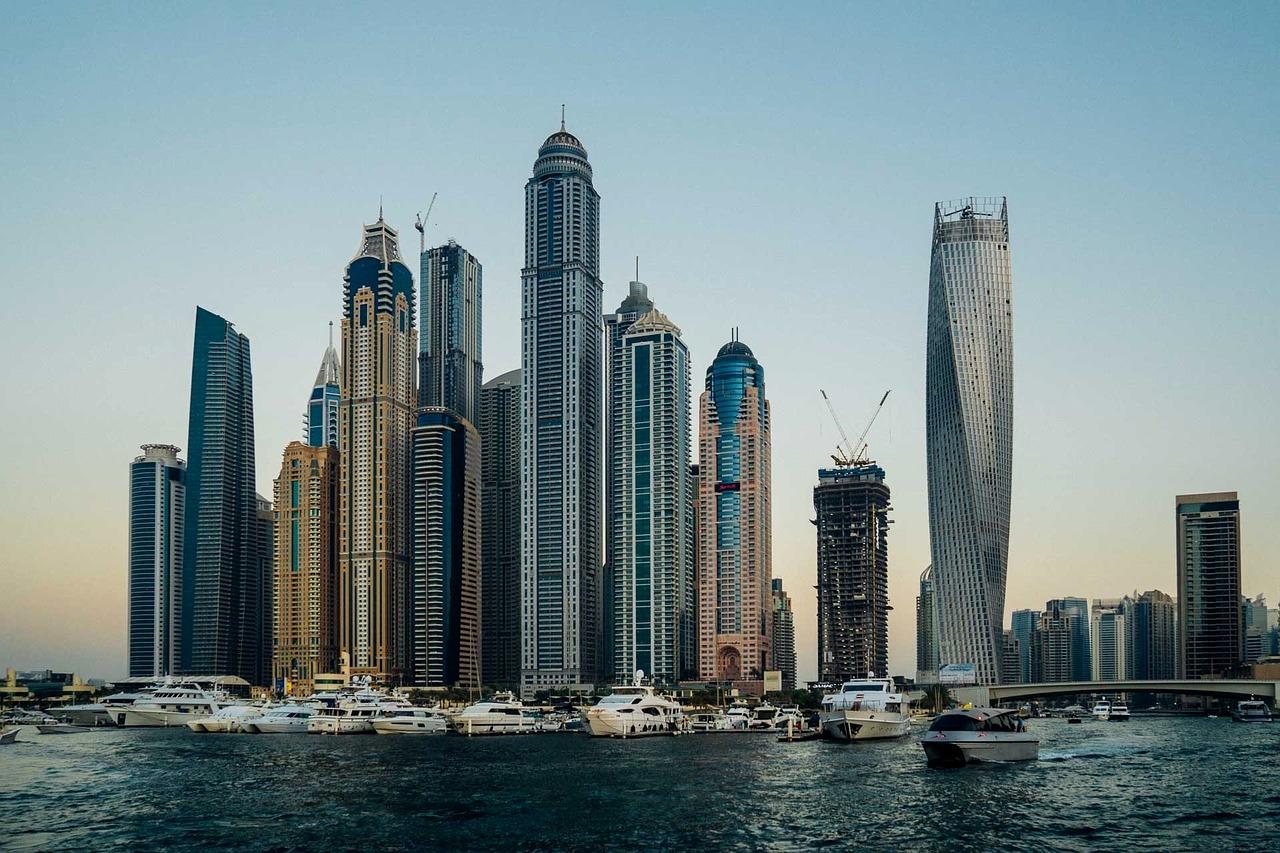Máte záujem o tendre v Dubaji?