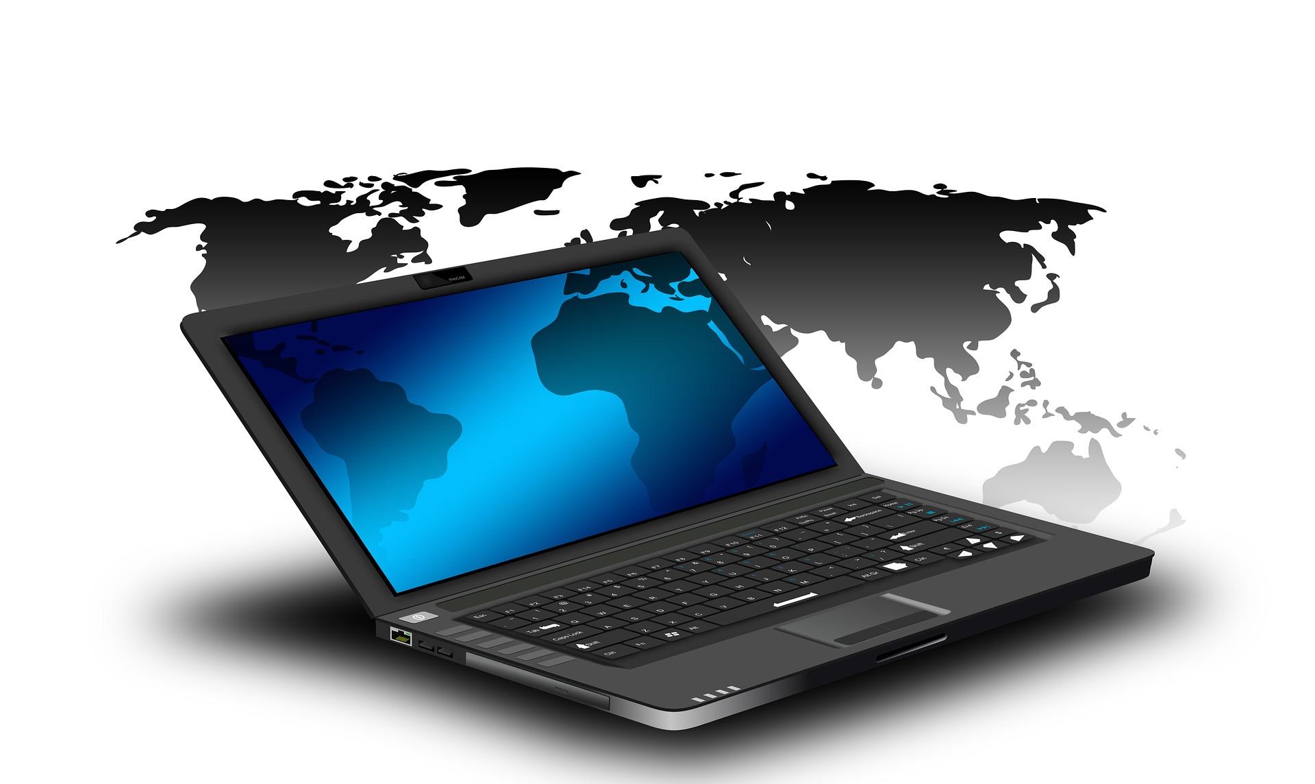 Viac ako 90% Afriky nemá prístup k internetu