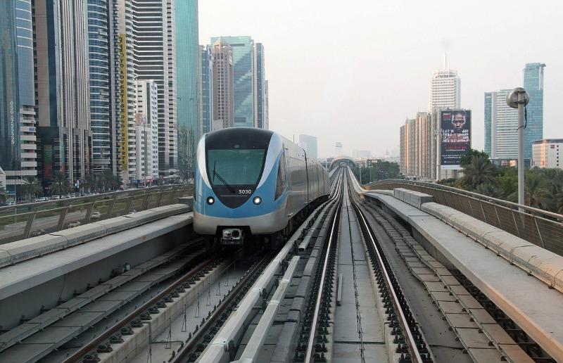 Železničné projekty sú veľkým biznisom na Strednom východe