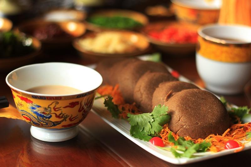 Čínsky trh s potravinami rastie