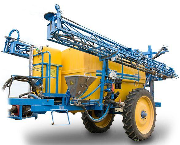 Záujem o poľnohospodárske stroje a zariadenia v Paraguaji