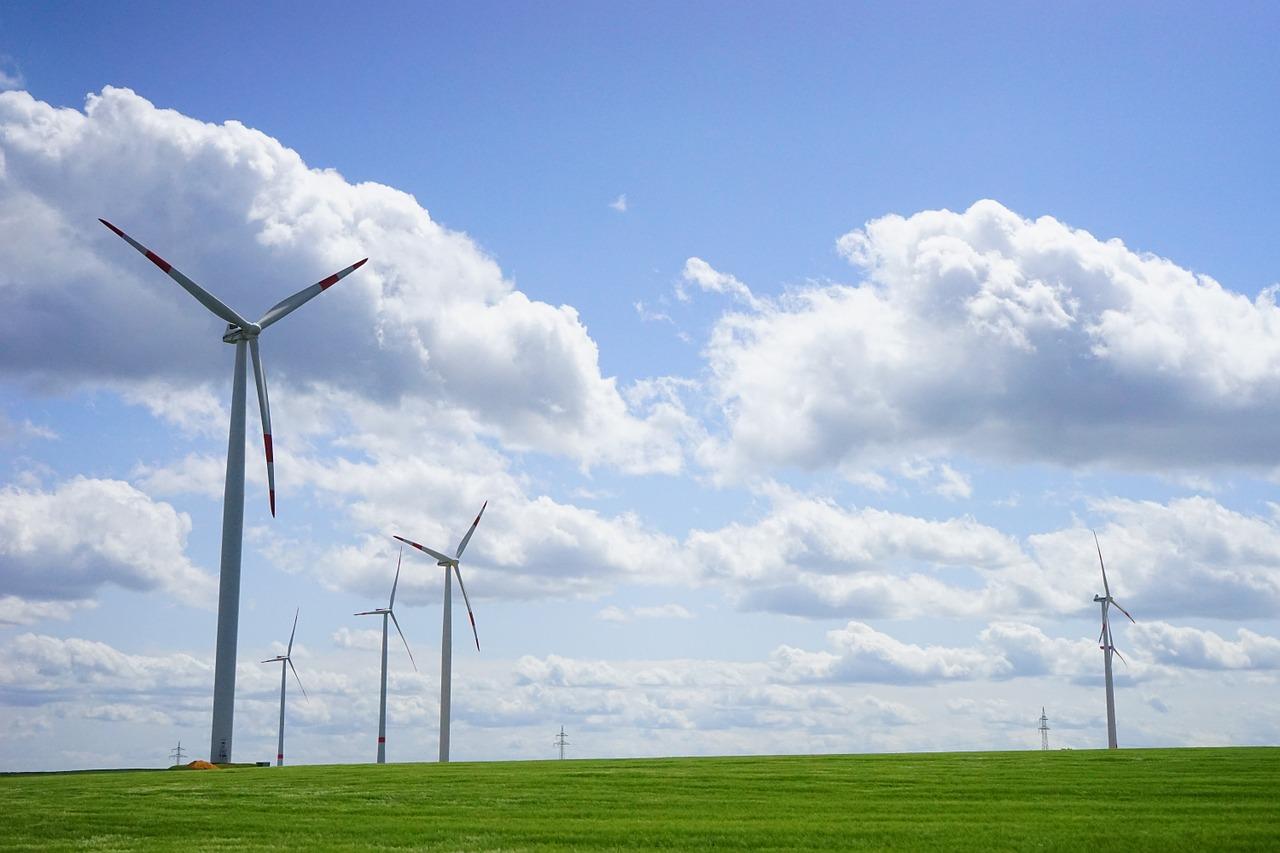 Eni postaví prvú veternú elektráreň v Kazachstane