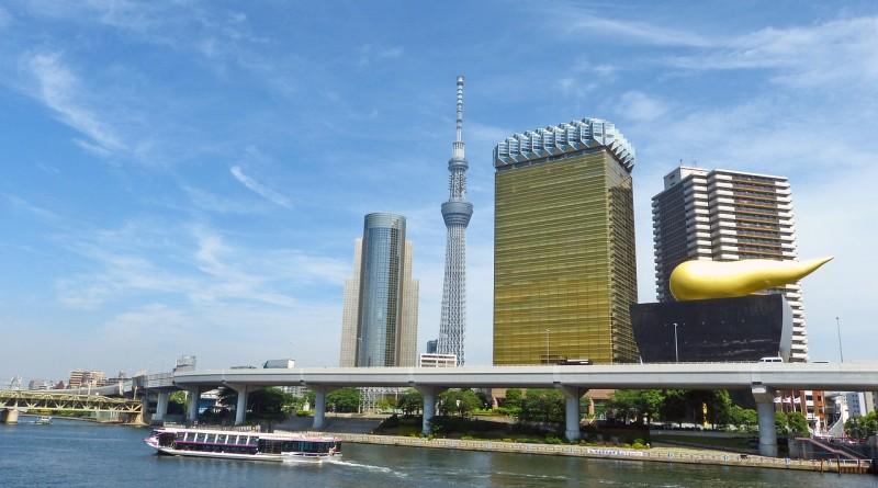 Tokyo - ilustračné foto