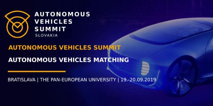 Autonomous Vehicles Summit Matching