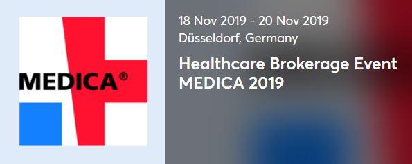 Kooperačné podujatie MEDICA 2019