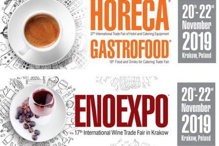 B2B podujatie počas veľtrhov HORECA, GASTROFOOD a ENOEXPO v Poľsku